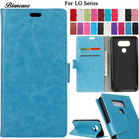 Lichi Pattern Wallet PU Leather Case For LG V10 H968 V20 G4 Pro K3 K4 K5 K7 K8 K10 K430N X220G LS450 K100 Flip Cover Coque B00