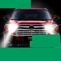 Lsrtw2017 светодиодный фары автомобиля лампа для toyota highlander 2013 2014 2015 2016 2017 2018 2019 3rd поколения