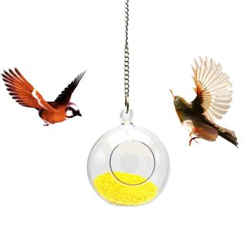 Pet Bird Feeder Toy Food Box Foraging Ball Parrots Ball Toys Food Feeder Suitable For Small Medium Sized Birds Hamsters