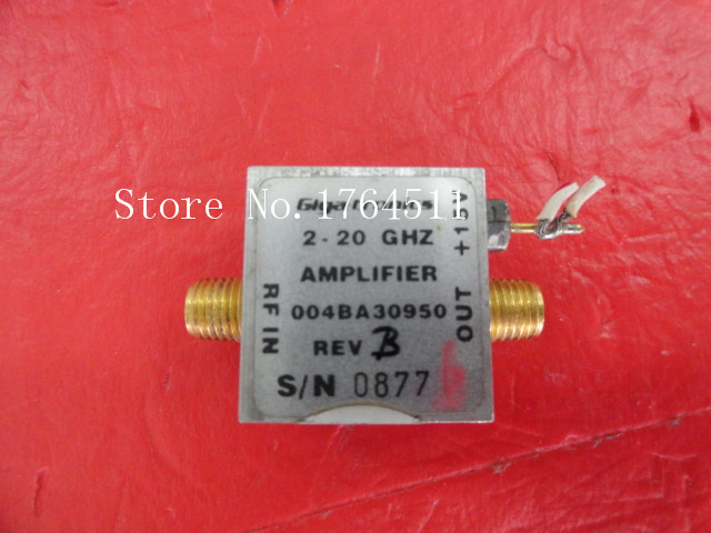 [BELLA] Giga-tronics 004BA30950 2-20GHz 15V SMA Amplifier Supply