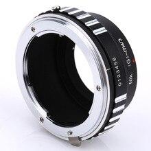 BGNING กล้องเลนส์อะแดปเตอร์แหวนสำหรับ Nik0n AI G D S เลนส์ Micro 4/3 M4/3 Mount สำหรับ panasonic GH2/GH3/GH4 สำหรับ Olympus M4/3 OM D