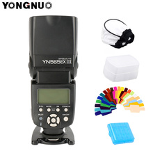 Yongnuo YN-565EX III Wireless TTL Speedlite Flash Speedlight YN565EX For Canon 1100D 5D for Nikon camera