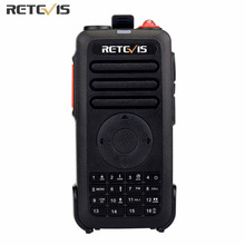 New Black Retevis RT25 Walkie Talkie UHF 400-470MHz 5W 16 Channel Quick Charge VOX Dual PTT 1750Hz Two Way Radio A9124A
