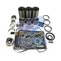 3KC1 980CC Motor Rebuild Kit Für Nissan Mini Bagger Kompaktlader Reparatur Teile-in Motor-Umbau-Kits aus Kraftfahrzeuge und Motorräder bei