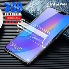 39D Full Hydrogel Protective Film For Huawei P20 Lite P30 Pro P smart Plus Screen Protector Honor 20 10 9 i Not Glass