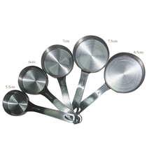 Stainless Steel Measuring Cups Set Kitchen Cooking Baking Tools