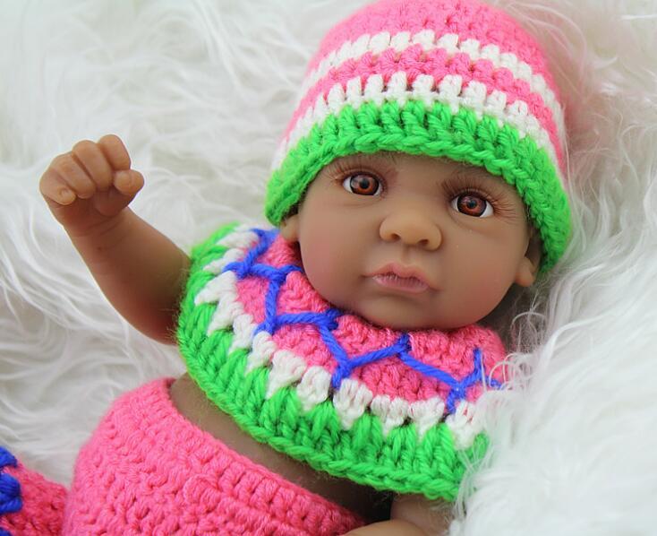 Poupées de renaissance en silicone pour tout le corps à la main réaliste bébé Silicone vinyle garçon fille reborn bambin nouveau-né poupées bebe silicone Reborn