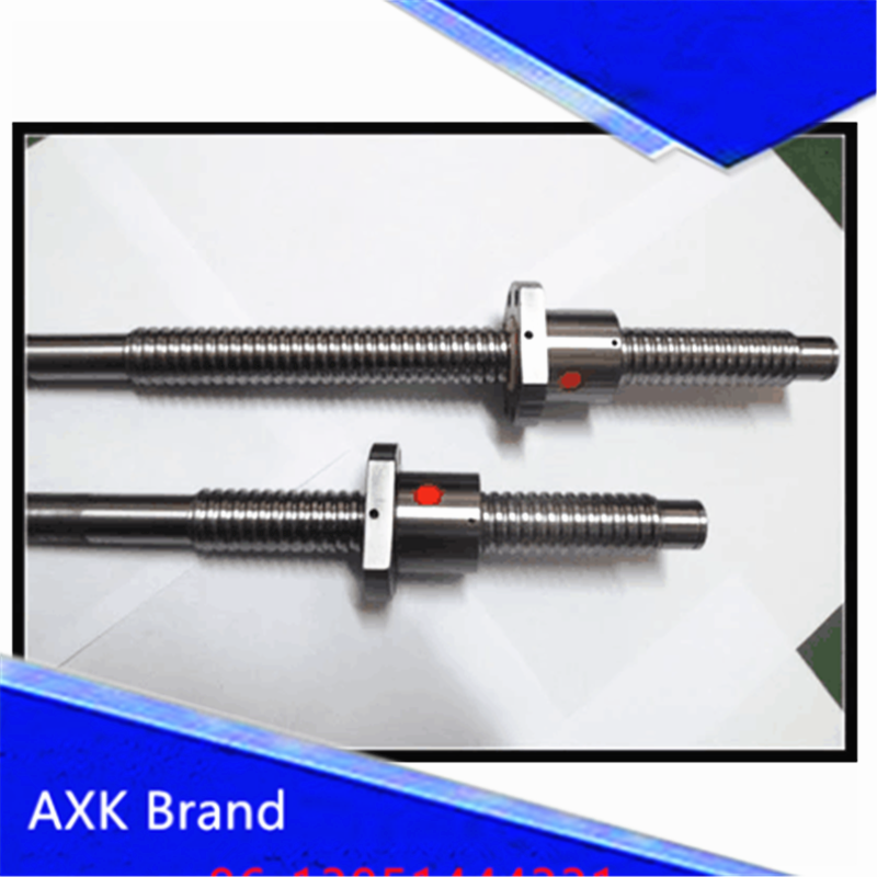 ФОТО Anti Backlash Ballscrews 2505 -L 500mm + 1pc SFU2505 single ballnut