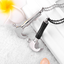 Hammer Urn Necklace