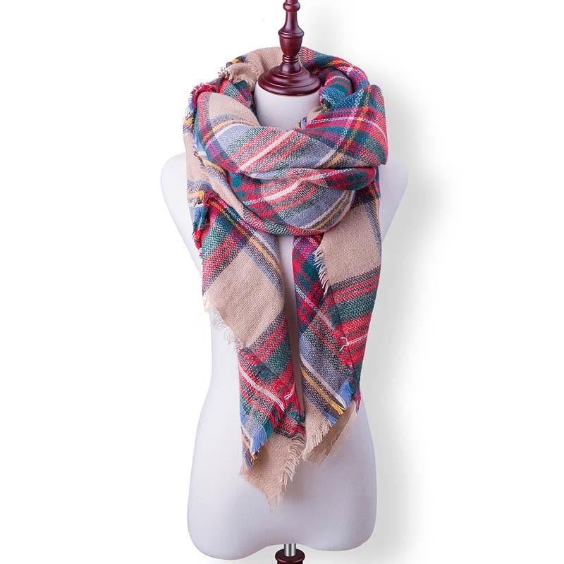 Fashion Winter Scarf for Women