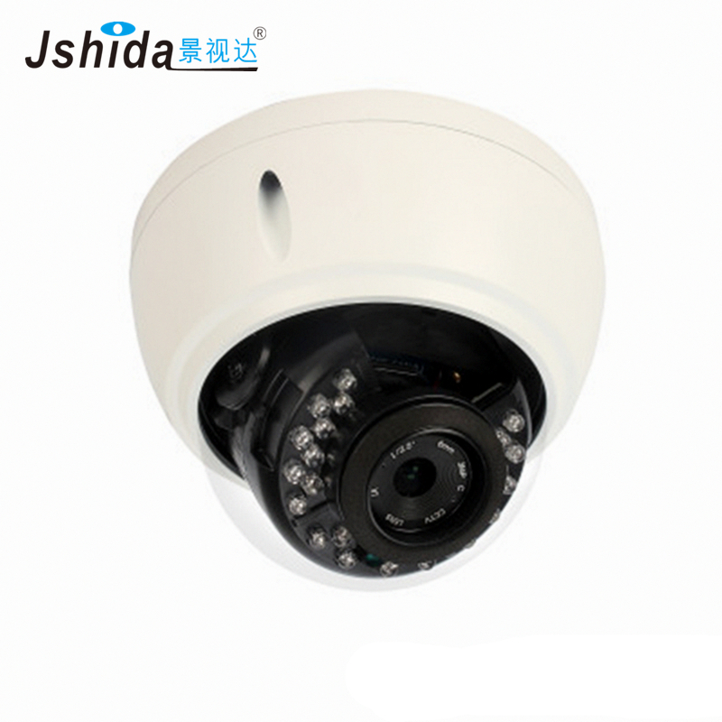 Original Jshida Waterproof IP66 3.0MP Dome Security IP Camera IR Night Vision Onvif Network IPC Indoor CCTV Camera