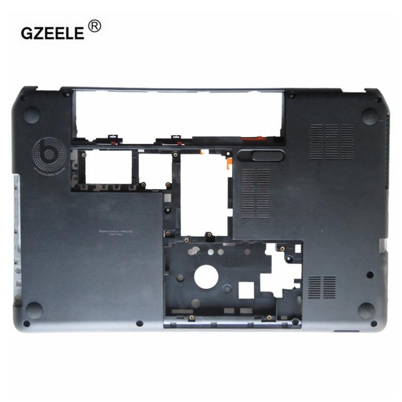 GZEELE NEW FOR HP Envy M6 M6-1000 Pavilion M6 M6-1000 M6-1001 Laptop Bottom Case Base lower Cover Series 707886-001 AP0U9000100 10pcs free shipping pt2272 m6 pt2272 m6 dip 18 remote control decoder ic new original