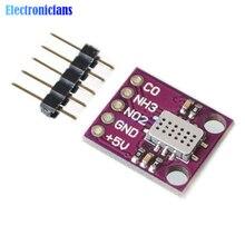 Sensor MICS 6814 de calidad del aire y Gas, detector de monóxido de carbono CO VOC NO2 NH3