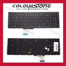 U530 U530P U530P-IFI Russian laptop Keyboard For Lenovo Y50 Y50-70 Y70-70 RU Black with Backlit  notebook Keyboard