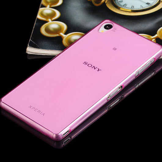 Ultra Thin Slim 0.3mm Clear Transparent Soft Silicone TPU sFor Sony Xperia Z3 Case For Sony Xperia Z3 Cell Phone Back Cover Case