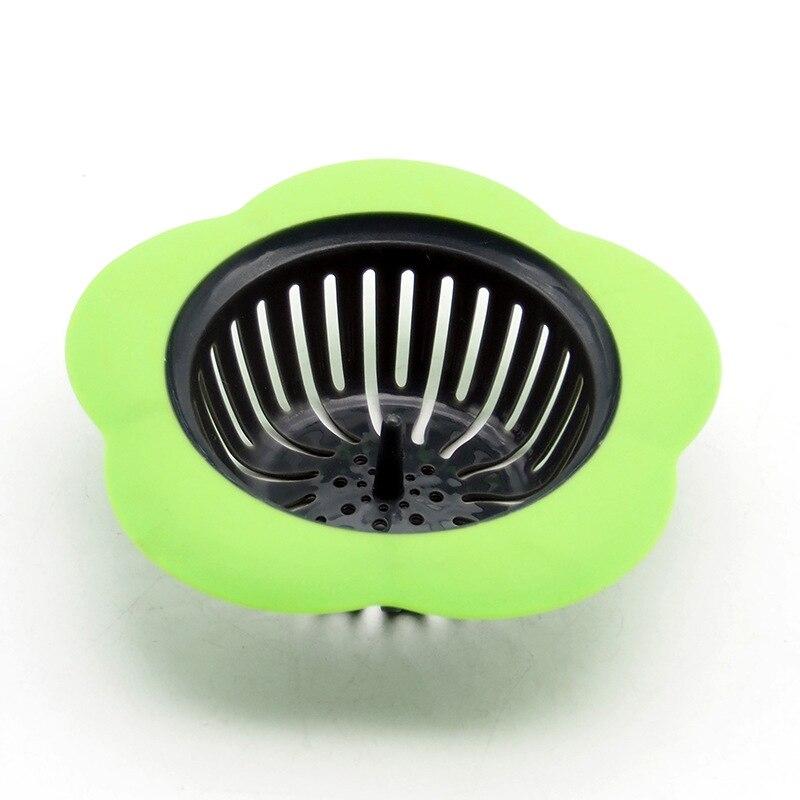 Kitchen Sink Strainer Sewer Filter Mesh Stopper Waste Plug Prevent Clogging Kitchen Appliances Filter Mesh