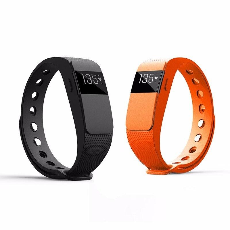 2017 New ID111 Smart Band Bluetooth 4 0 Heart Rate Monitor Smart Wristband Sport Fitness Tracker