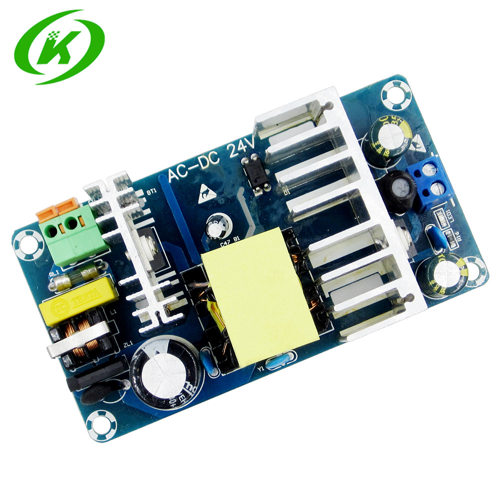 Ac Dc 24v 3a Switching Power Supply Module Switch Circuit Bare Board To 100 240v 4a 6a