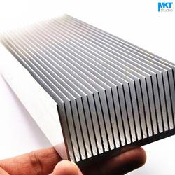 1 Шт. 200x69x36 Вт Чистый Алюминий Охлаждения Fin Радиатора Теплоотвод