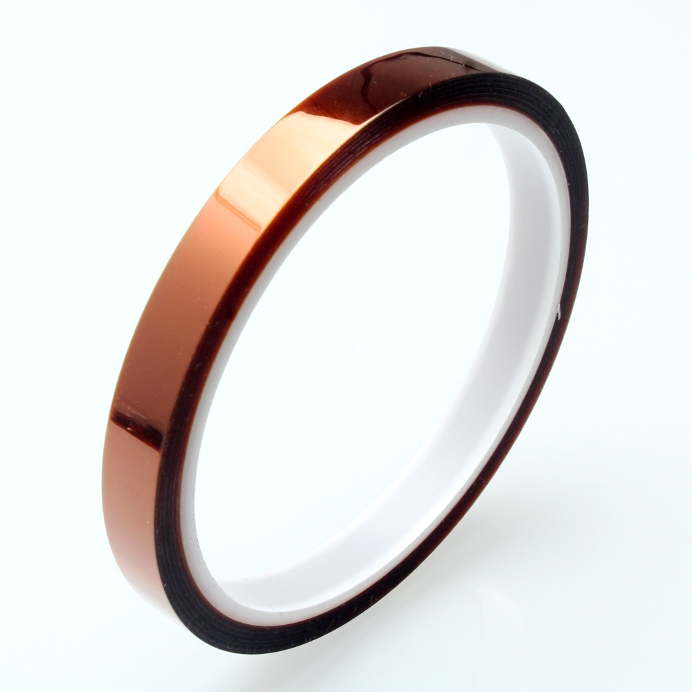 15mm 1.5cm 33m 100ft Tape High Temperature Heat Resistant Polyimide