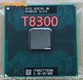 Intel Core Duo T8300 CPU 3 М Кэш, 2.4 ГГц, 800 МГц ФСБ, Двухъядерный Ноутбук процессор для 965 чипсета (работает 100% Бесплатная Доставка)