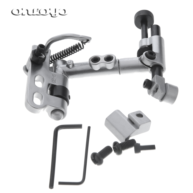 Suspended Edge Guide For JUKI LU-1508 LU-1510 Industrial Sewing Machines Gauge GB-6