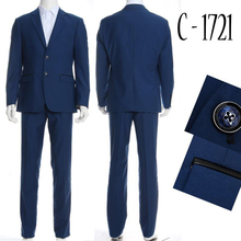 TACE&SHARK Billionaire suit men 2017 autumn launching Business commerce fashion high material solid color career free shipping