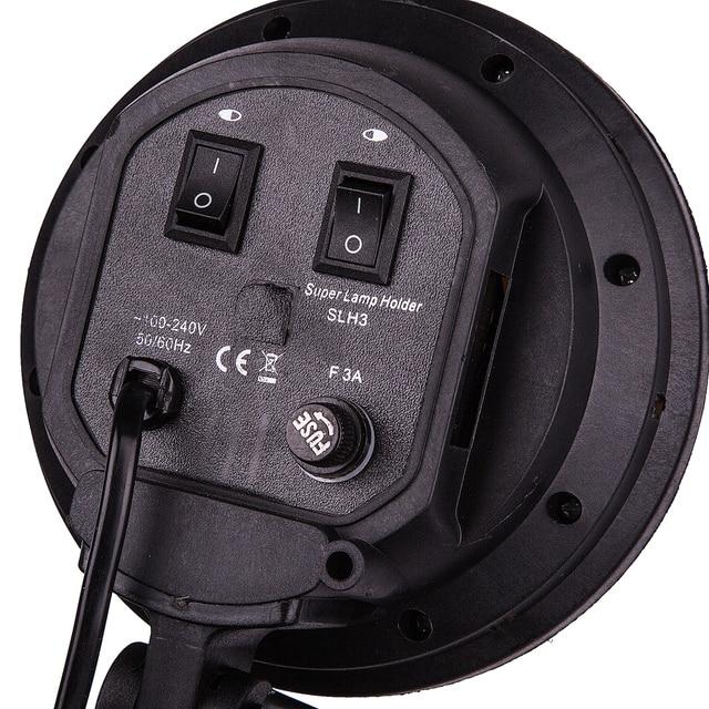 Photo Studio 8 LED 24W Softbox Kit Photographic Lighting Kit Camera Photo Accessories 2 Light Stand 2 Softbox 2 Lamp Holder 4