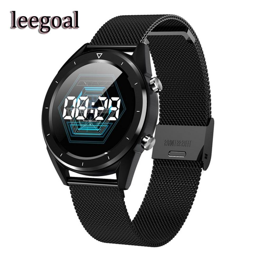 DT28 Smart Uhr Alle-tag EKG Herz rate Monitor Fitness Tracking Armband Zahlung Funktion Bluetooth Smart Armband Smart Uhr