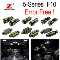 22pc XCanbus No Error For Bmw F10 528i 528i XDrive 535i 535i XDrive 550i 550i XDrive