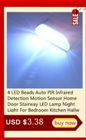 водостойкий солнечный свет инфракрасный свет бамбуковая трубка форма датчик движения + контроль света настенный светильник наружное светодио дный ное освещение лампа