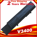 HSW Аккумулятор для ноутбука DELL Y5XF9 7FJ92 04D3C 4JK6R 04GN0G 0TXWRR CYDWV 312-0997 312-0998 3400 3500 3700 bateria akku batterie