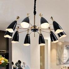 Moderne Nordique LED Lampes Suspendues En Aluminium Abajur Luminaires Pour Salle À manger Chambre Salle Lamparas Pour Intérieur Colgantes