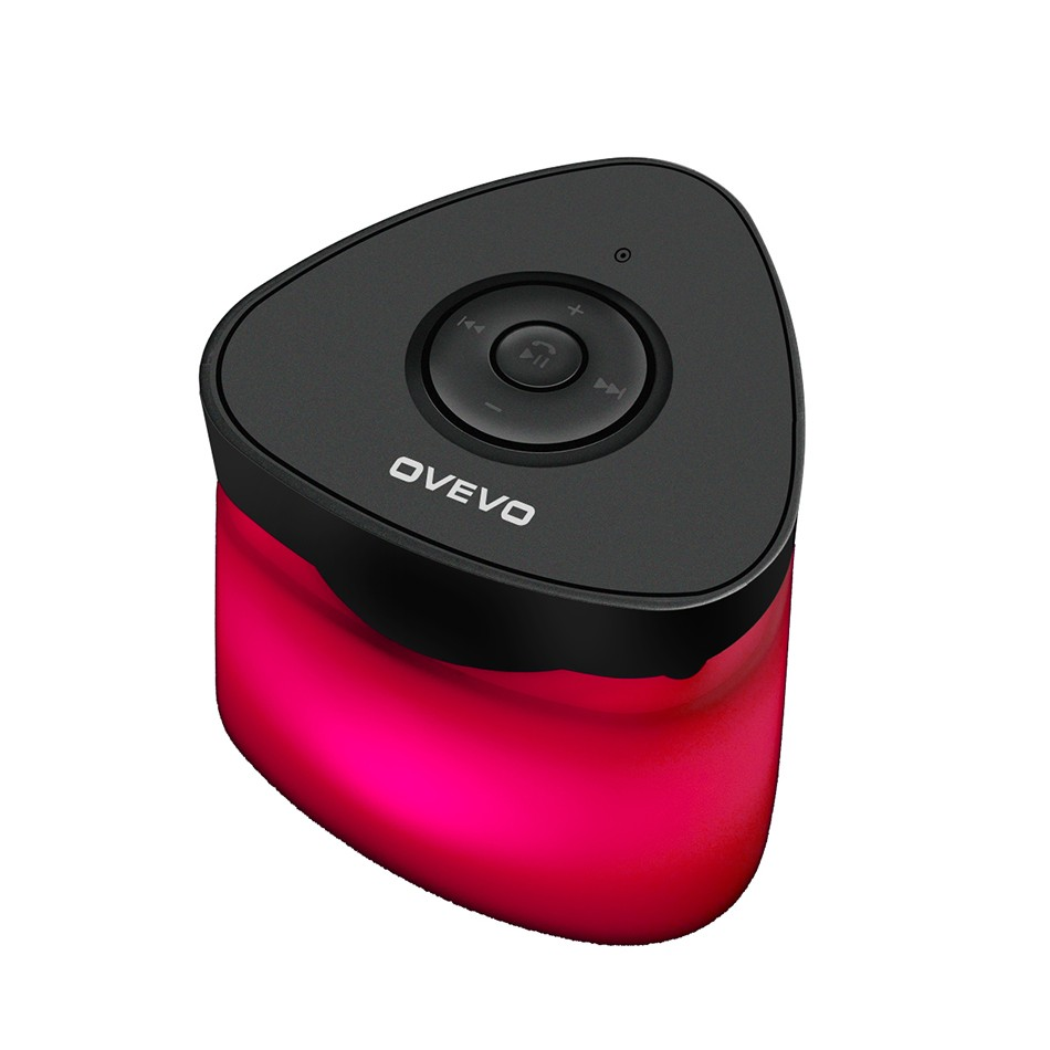 OVEVO FANTASY PRO Z1 SMART FOCUS LED SPEAKER LIGHT INTELLIGENT MULTI-COLOR LED TOUCH CONTROL LAMP BLUETOOTH 4 19