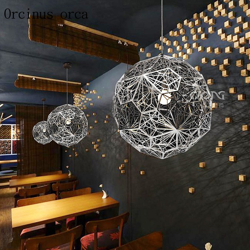 Post modern diamond chandeliers cafes living room restaurants post modern diamond chandeliers cafes living room restaurants personalized decorations lightning chandeliers free shipping in pendant lights from lights mozeypictures Images