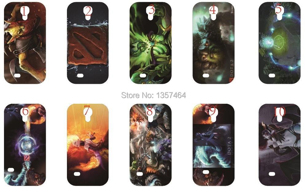 wholesale 10pcs lot hot sale pc phone case dota2 case cover for