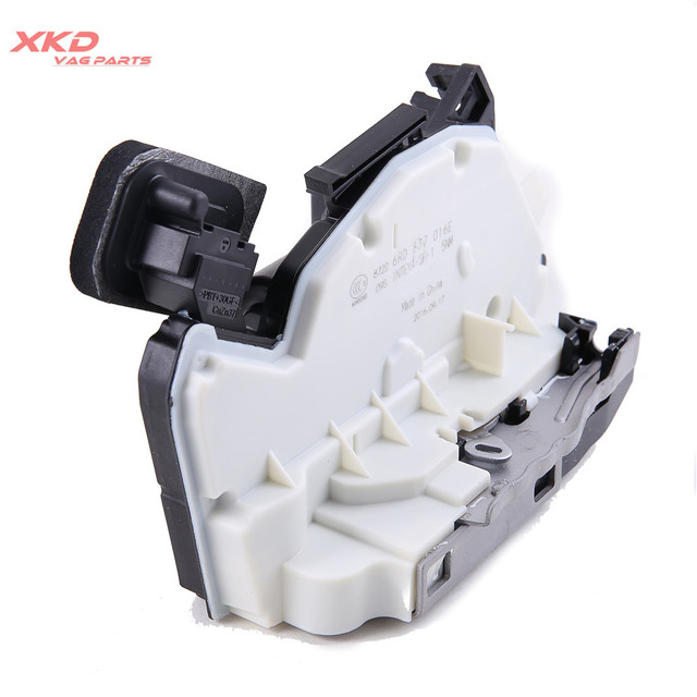 7 Pin Front Right Door Lock Latch Actuator Fit For Vw Beetle Golf Mk7 Jetta Mk6 Pat 6rd 837 016 A 5k1 E
