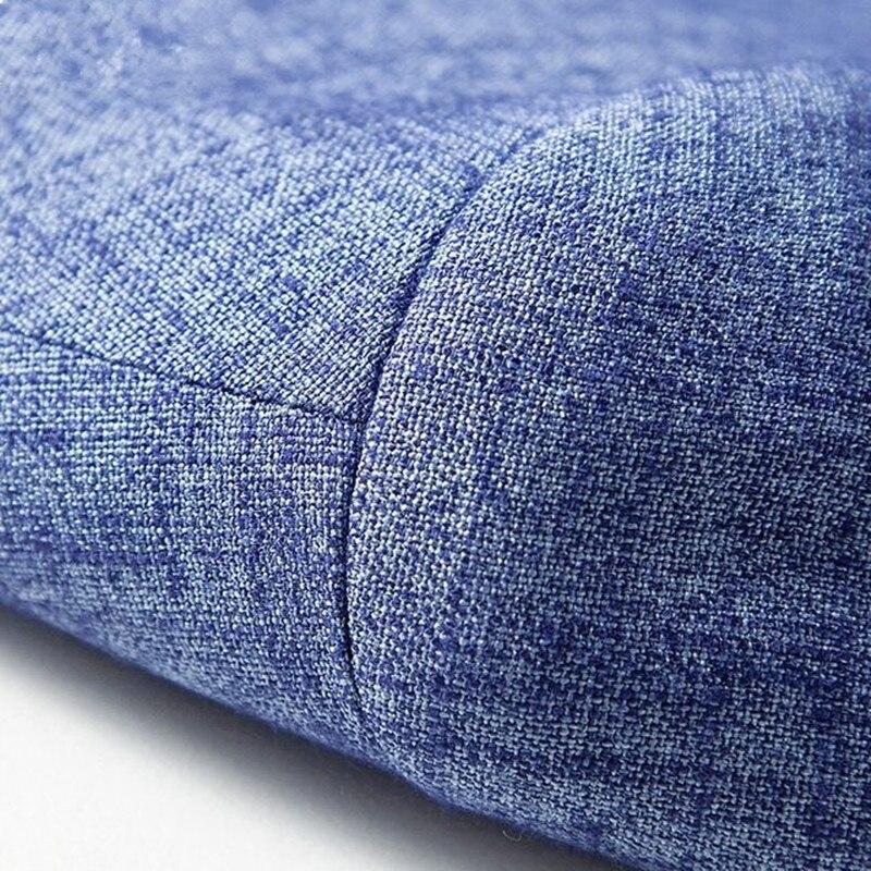 PViviYong бренд 2019, высокое качество, мужской костюм топ, пиджак, мужской деловой модный Блейзер, мужской S 5XL, большие размеры, XZ6724 - 5