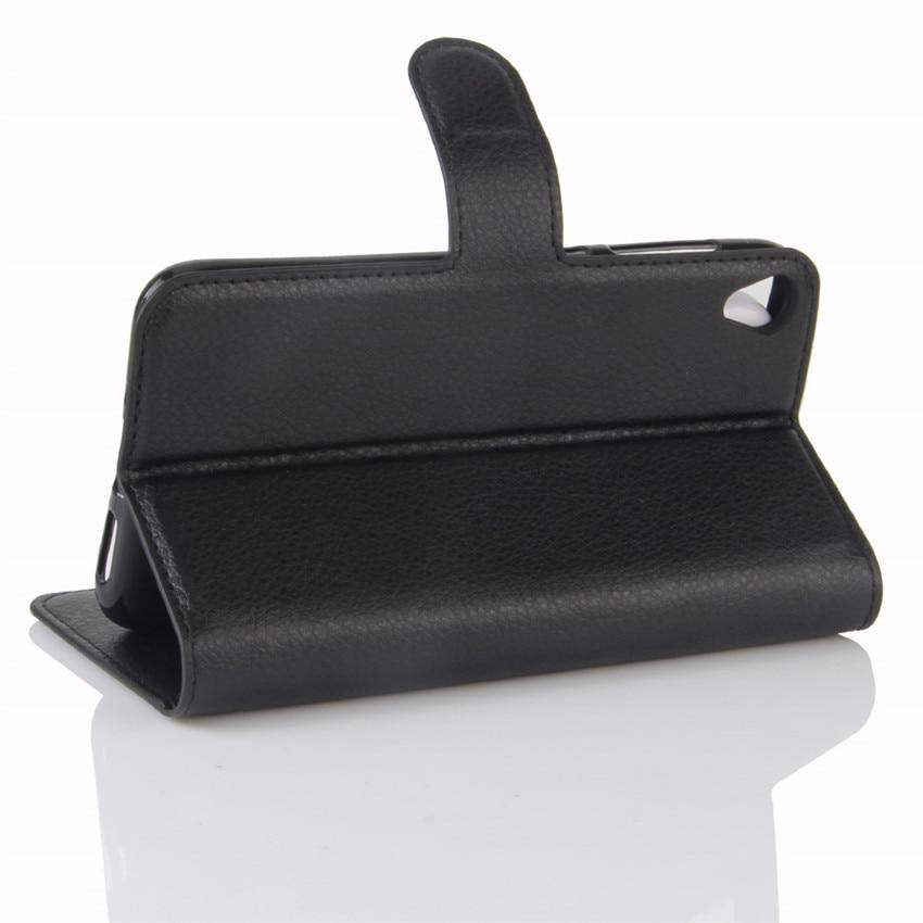 För Asus ZenFone Live ZB501KL Fodral Hög kvalitet Flip läderfodral - Reservdelar och tillbehör för mobiltelefoner - Foto 4