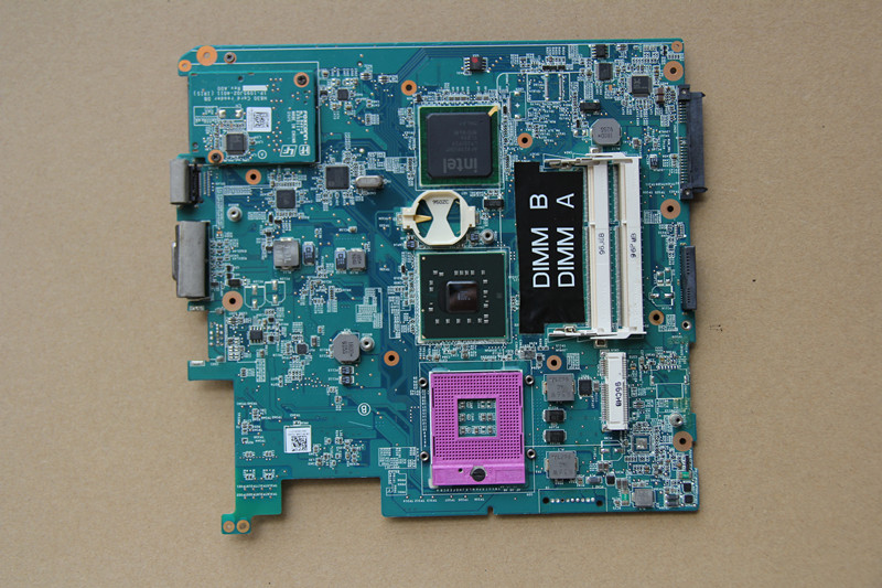 CN-0F134R 0F134R F134R For DELL S1450 Laptop motherboard GM45 DDR3 fully tested work perfect 100% original d177m cn 0d177m dafm8bmb6f1 laptop motherboard for dell 1555 integrated ddr2 gm45 full tested free shipping