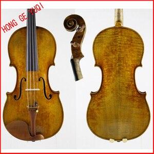 The violin honggeyueqi