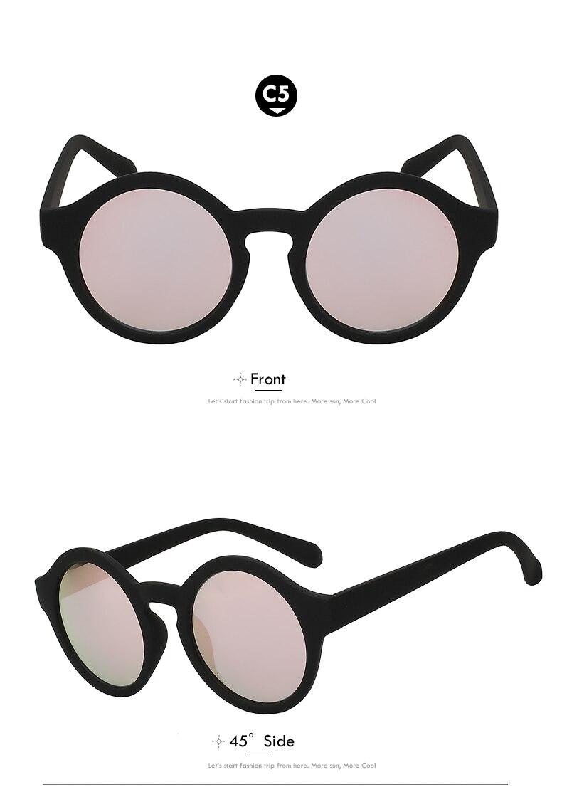 HTB12CgvcdLO8KJjSZFxq6yGEVXam - Round Circle Sunglasses Women Retro Vintage Sun glasses for Women Brand Designer Sunglasses Female Oculos Gafas De Sol Mujer