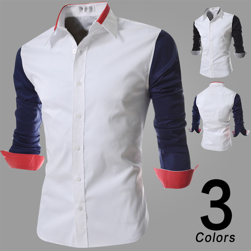 Designer shirts for men is shirt for Dress shirt fitted vs slim