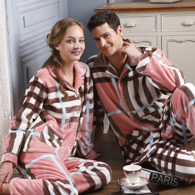 Online Get Cheap Striped Flannel Pajamas -Aliexpress.com | Alibaba ...