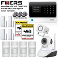 433MHz WiFi GSM  Alarm System  House Security Alarm with IP Camera  Security System Device
