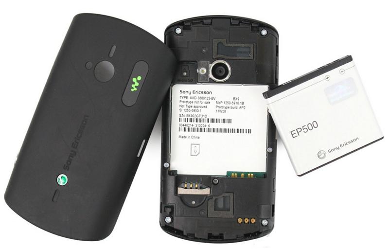 "Refurbished phone Unlocked Sony Ericsson WT19 Mobile Phone WT19i Phone Wholesale 3.2"" Screen 5MP WHITE 9"