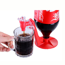 Saver Soda Dispenser Bottle Coke Upside Down Drinking Cola Dispense  Party Bar Kitchen Gadgets Soda Tap