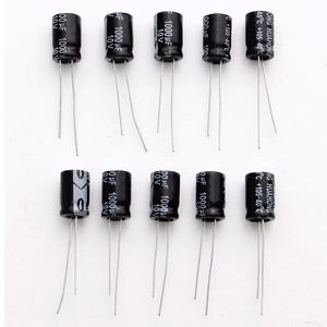 Image 5 - 1set of 900pcs 30values  Aluminum Assortment Kit Set Pack Electrolytic Capacitor Assortment Box Kit KIT0154