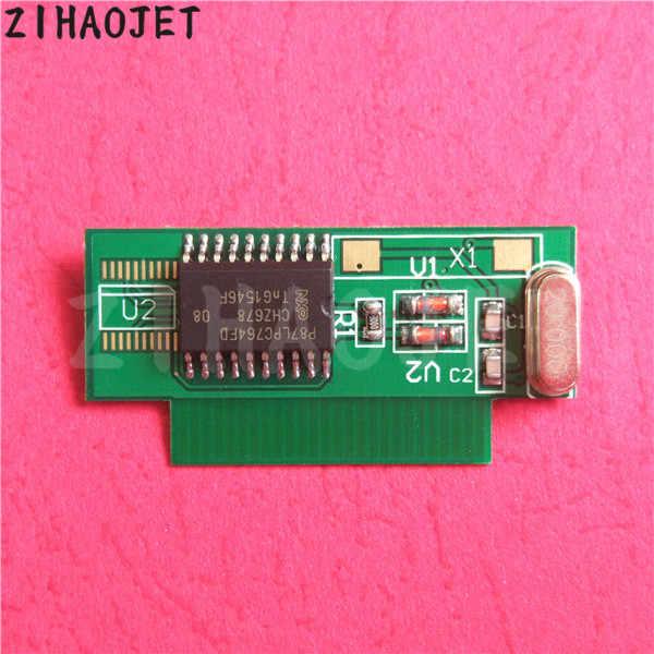 Format besar plotter tinta cartridge kartu decoder untuk Encad novajet 750 decode locor Lecai 630 600 760 750 normal spare bagian