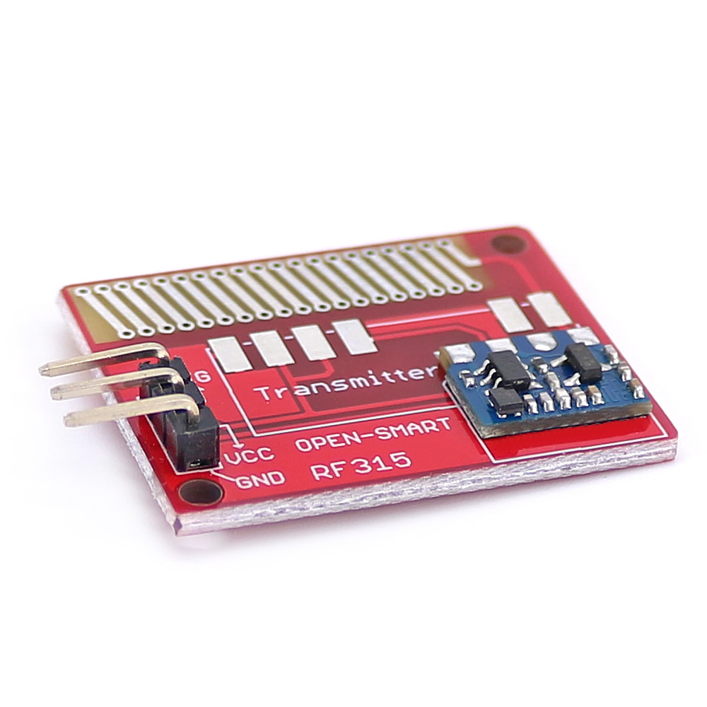 Image 3 - OPEN SMART Long Range 315MHz RF Wireless Transceiver Kit for Arduino LORA Board Mini RF transmitter receiver module 315 MHz Kit-in Industrial Computer & Accessories from Computer & Office